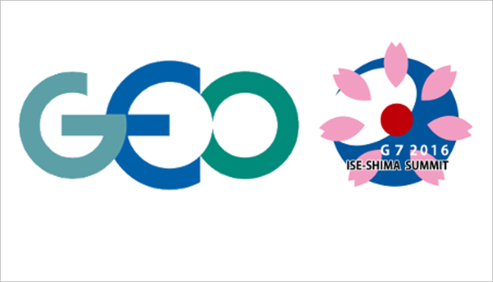 GEO and G7 logos