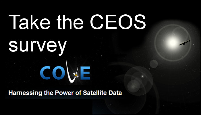CEOS Visualization Environment (COVE)
